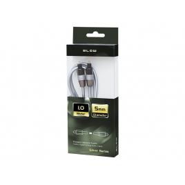 Kabel optyczny typu TOSLINK 1m BLOW