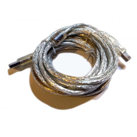 Kabel USB do audio 4,5m premium