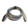 Kabel USB do audio 2m premium