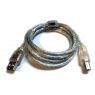 Kabel USB do audio 1,8m premium