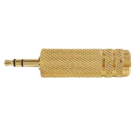 Adapter WTYK 3.5 stereo - GNIAZDO 6.3 stereo